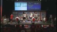 Men 83 kg - Squat