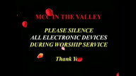 MCC In The Valley Live Services