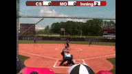 NCAA DII Softball Southeast Regional: Columbus State 8, Mount Olive 2, 5/10