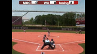 NCAA DII Softball Southeast Regional: Wingate 8, Mount Olive 0 (5 inn.), 5/11