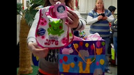 Kelley opening Gifts FFRC