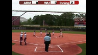NCAA DII Softball Southeast Regional: Armstrong 5, Wingate 4 (9 inn.), 5/11