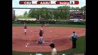 NCAA DII Softball Southeast Regional: Armstrong 6, Columbus State 2 (Game One)