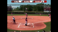 NCAA DII Softball Southeast Regional: Armstrong 6, Columbus State 2 (Game Two), 5/12