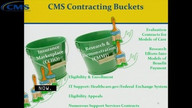 2013 May 13th Contracting with CMS Conference Live Stream