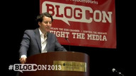 #BlogCon2013 - Will Cain, Keynote Speech