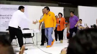 Former president Estrada is new Mayor of Manila
