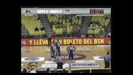 Capitanes VS Vaqueros Primera Mitad