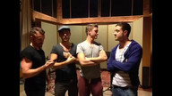 The Overtones recorded live on 16/05/2013 at 21:06 BST