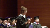 CMDA Graduation Ceremony with Liz Lerman May 2013