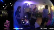 DJ-Friday with Bryste and Lesley Moore