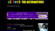 Premium Pre-Order Service from CSTOYS ;D