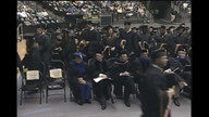 2013 Spring Commencement - Barton School of Business