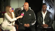 "Rev Run and DJ Ruckus on Their ""Surprising"" Show at ""Sexy"" Cannes"