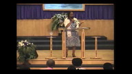 "Mount Hermon Ministries ""Live to tell about it"" Elder Cheryl Glover 5-19-13"