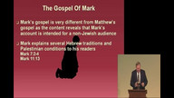 5.19.2013 PM Jesus in Mark: Servant of God