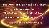 The Atheist Experience 814 Part A