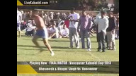 Vancouver Kabaddi Cup 2013 - Final Match - Part 1