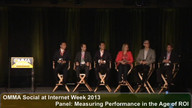 Panel: What Has Social Done for Me Lately? Measuring Performance in the Age of ROI