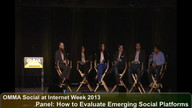Panel: How to Evaluate Emerging Social Platforms
