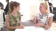 "Video: Ahna O'Reilly on Ex James Franco's ""Kindest Gesture"" and Cannes Nerves!"
