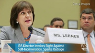 Director of IRS Unit Refuses to Answer Questions