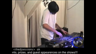 Bobby Holdin on The DJ Sessions presented by ITV LIVE 5/22/13