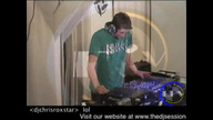 Tek on The DJ Sessions presented by ITV LIVE 5/22/13
