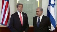 Kerry, Netanyahu Look to Restart Peace Talks