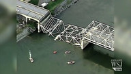 Raw Footage: U.S. Bridge Collapse