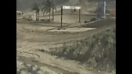 first half of practice at glen helen grand prix