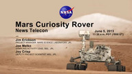 NASA Mars Rover News: June 5