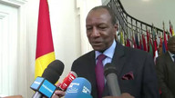 Guinean president reaffirms independent elections