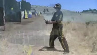 Game of Drones: Aerial combat paintball