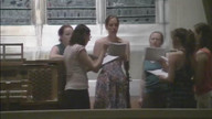 Women's A Cappella during Cathedral Lighting - 6/15/13