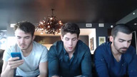 Jonas Brothers Live Chat - 6/17/13