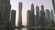Dubai boasts world's tallest 'twisted' tower