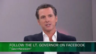 Lt. Gov. Newsom CA: dialog with Wim Elfrink