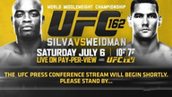 UFC 162 Post-Press Conference