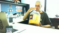 Mikey Vs Cheese Balls