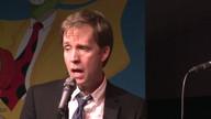 Talkin' Toons Live! 8/14/13 Guest - James Arnold Taylor