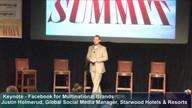 Keynote at Social Summit