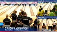 2013 World Championships - Women's Team Round 1 (part 2 of 2)