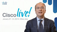 Cisco Live Milan 2014: January 27 - 31