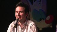 Talkin' Toons LIVE! 9/25/13 Guest - Josh Robert Thompson