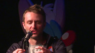 Talkin' Toons LIVE! 10/2/13 Guest - Chris Hardwick!