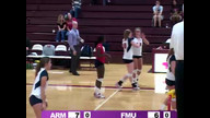 Volleyball vs. Francis Marion, 10/19