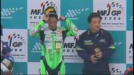 第9戦鈴鹿MFJ-GP ST600 表彰式