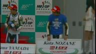 第9戦鈴鹿MFJ-GP チャンピオン表彰式