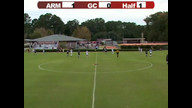 Soccer vs. Georgia College (PBC Tournament 1st Round), 11/5